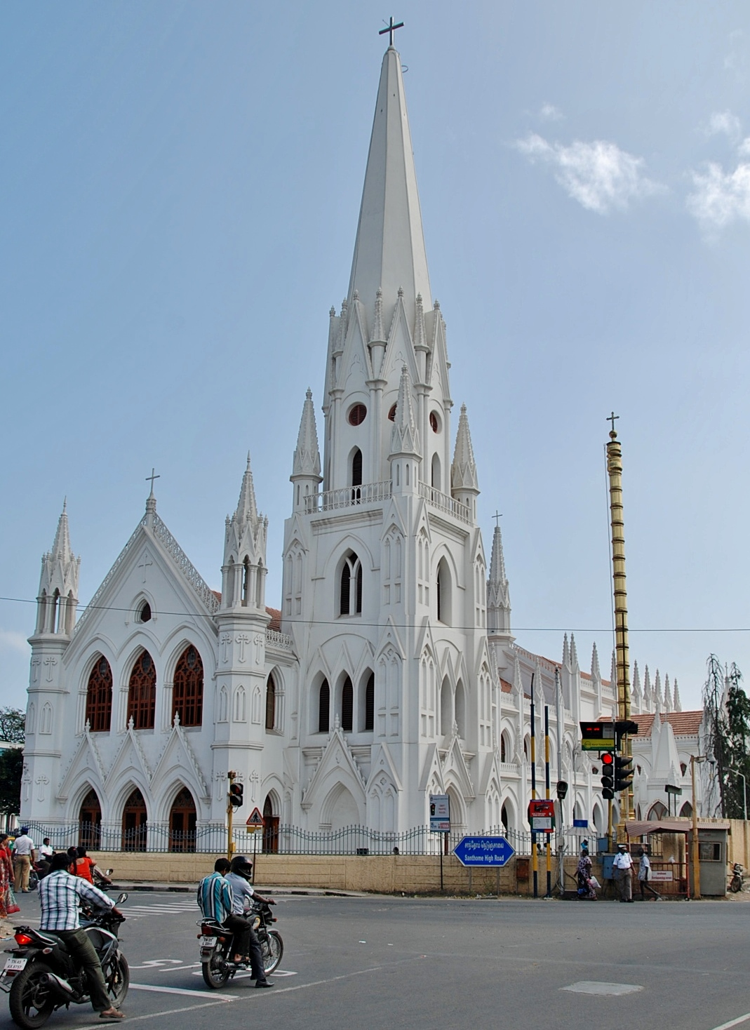 Chennai S. Thomas church