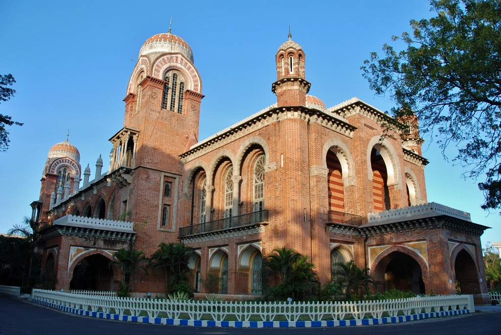 Chennai University building