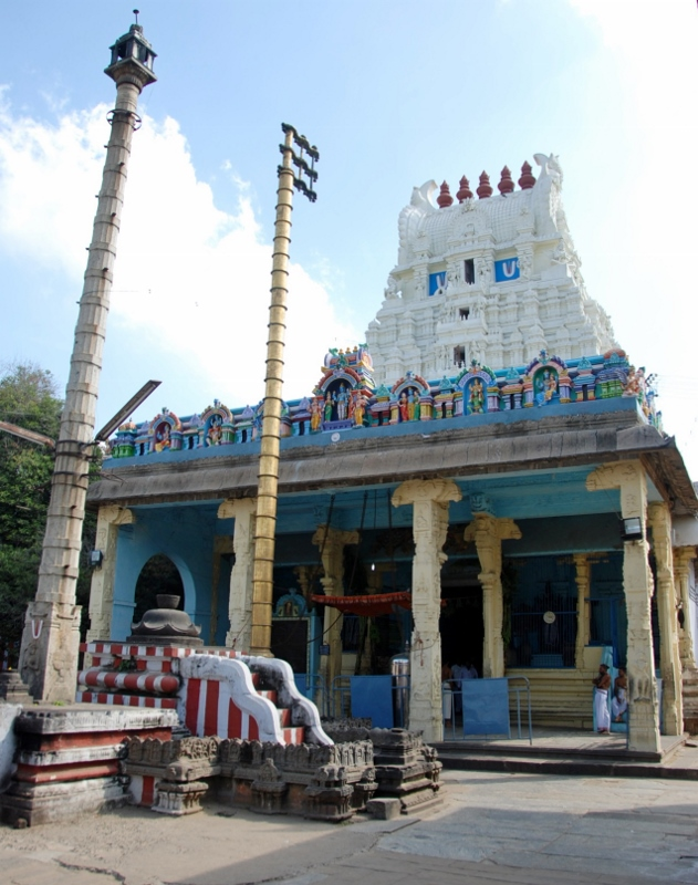 The Varadaraja Perumal Temple