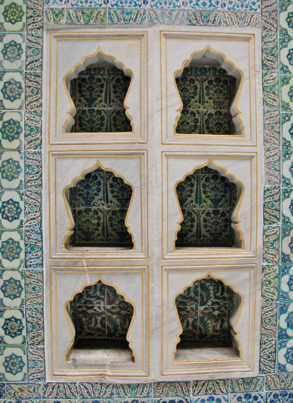 palace wall decoration