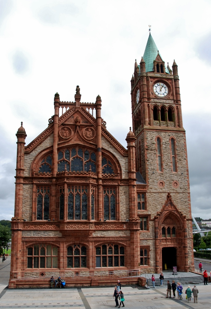 Derry Guildhall