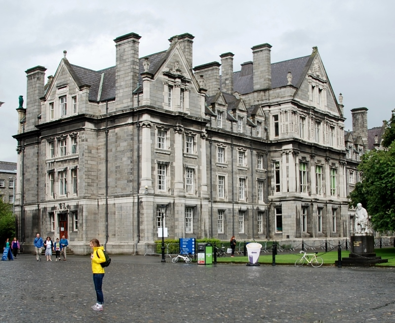 one of Trinity College buildings