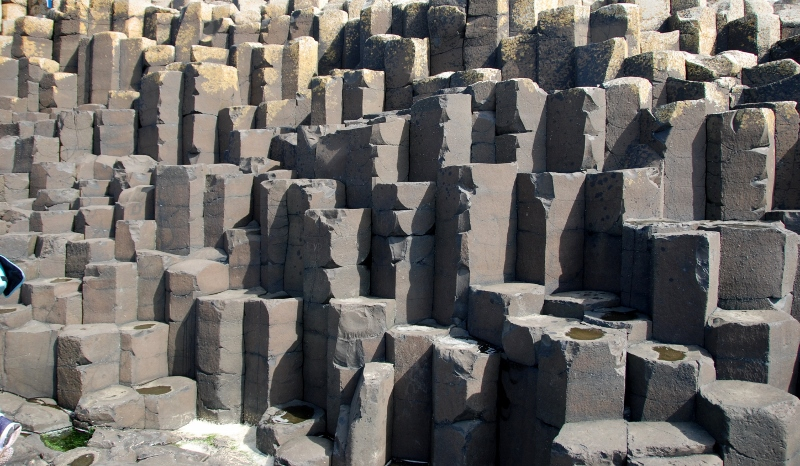 yes, the Giant Causeway