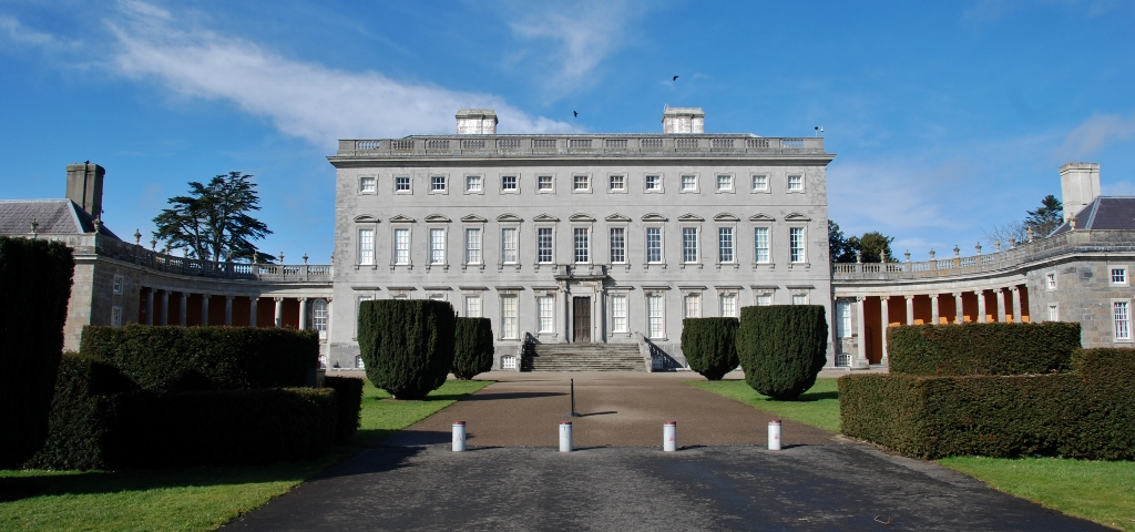 Castletown House in Celbridge (W. Conolly, 1720)