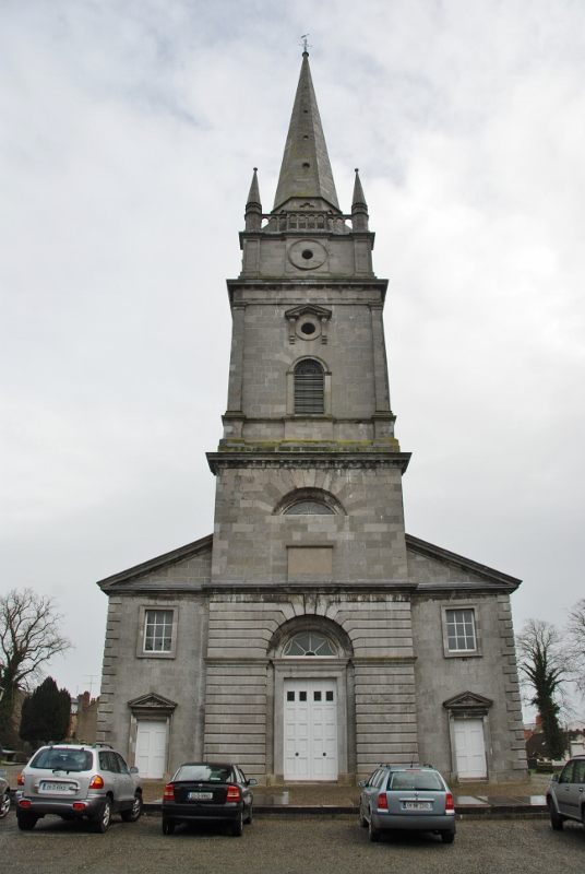 Drogheda  St Peter's church (1745, Hugh Darley)