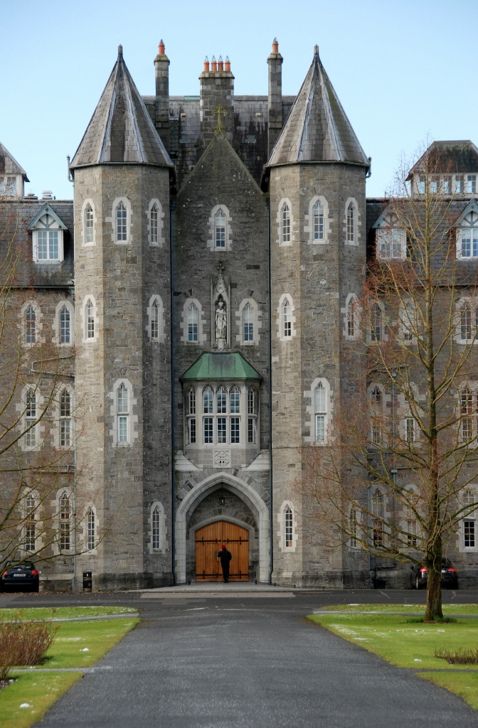 Maynooth University. St. Patrick College
