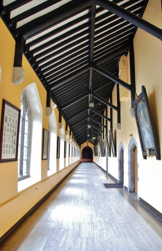 Maynooth University. St. Patrick College Interior