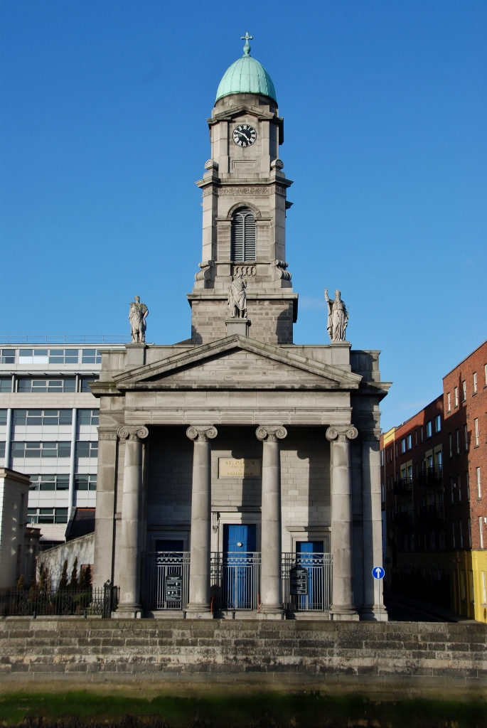 St. Paul in Smithfield (by Patrick Byrne, 1835)