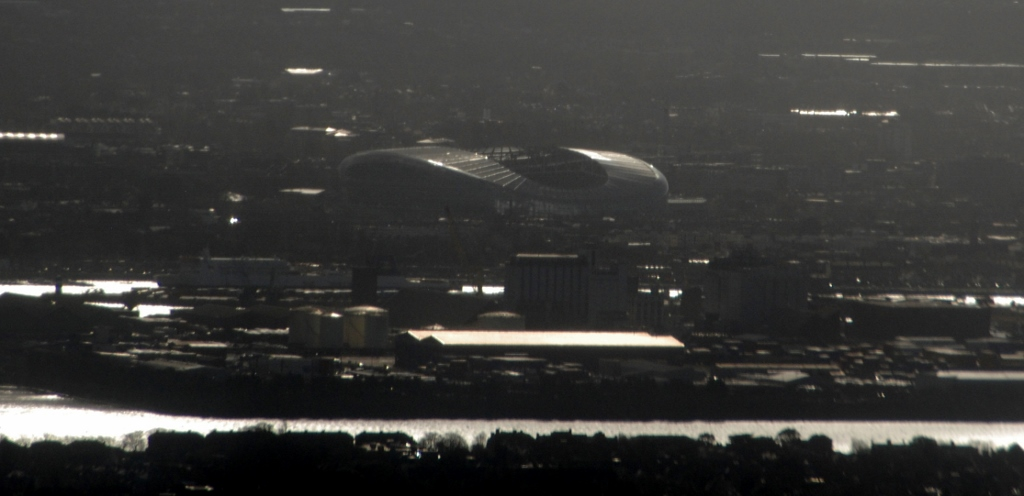 The Aviva Stadium  (Populous and Dublin‐based Scott Tallon Walker  2010)